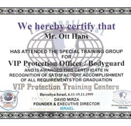 VIP Bodyguard